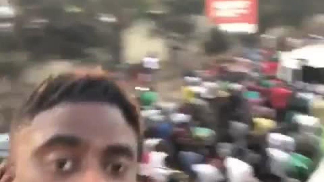 CAN : Incroyable image du retour des Sénégalais à Dakar