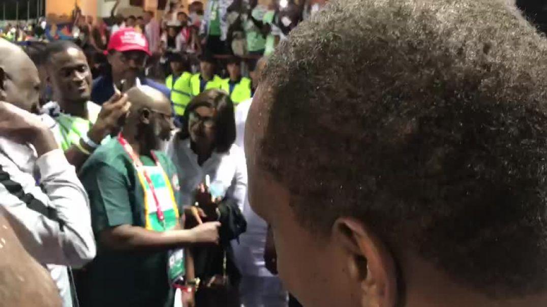 Nigéria: gagnez le Cameroun c'est aussi une affaire de prime
