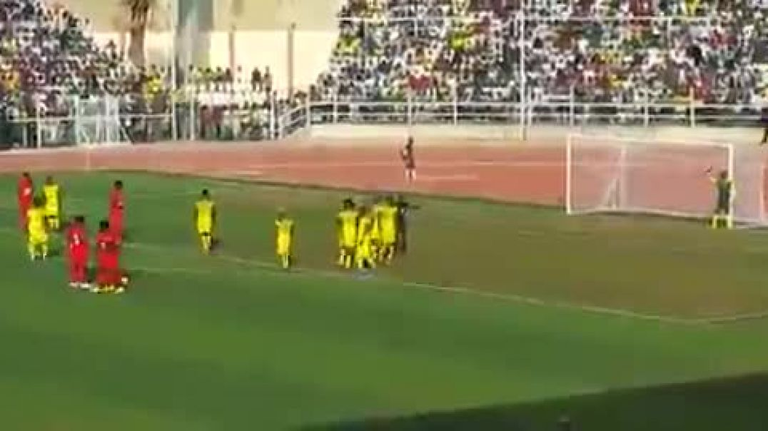 CAFCL: Kotoko of Ghana second goal against Kano Pillars Of Nigeria
