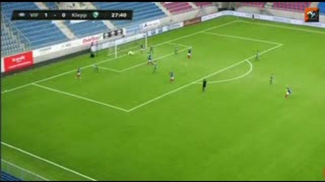 Norvège:le 8e but de la saison de Ntchout Njoya avec son club Valerenga Damer