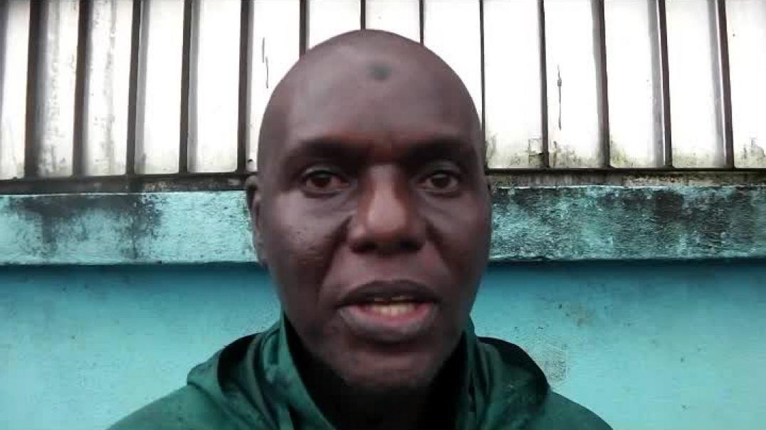 tournoi fair play  Abdoulaye gambo superviseur des arbitres par vincent kamto.