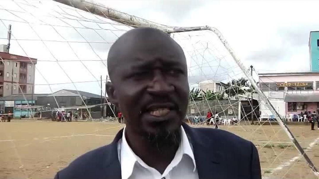 [Tournoi Fair play 2019 ] Soulemanou abdou naccer  satisfait tu tournoi par vincent kamto