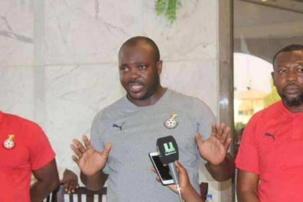 [Ghana] Sports Minister Charges Black Stars 'B' To Demolish Burkina Faso
