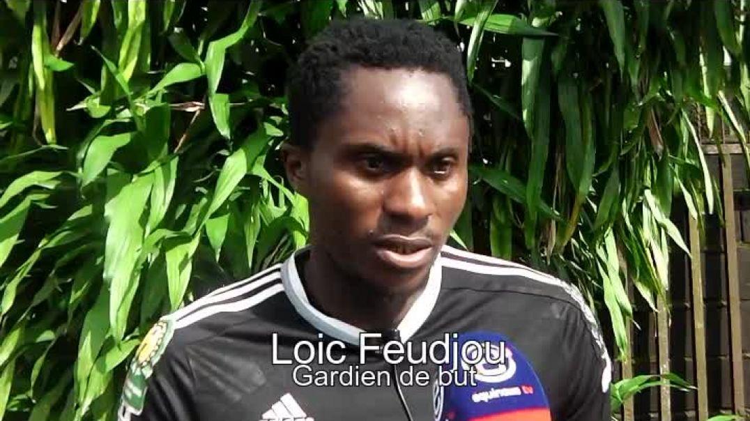 [Tournoi Fair play 2019] Loïc Feudjou à la Recherche d'un nouveau challenge par vincent kamto