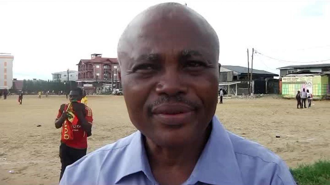 [Tournoi Fair play 2019 ] Fernand Ninkam le Cameroun regorgent un bon viviers de foot balleurs par v