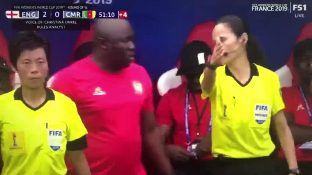 # Coupe Du Monde 2019 - Les Camerounaises et le VAR