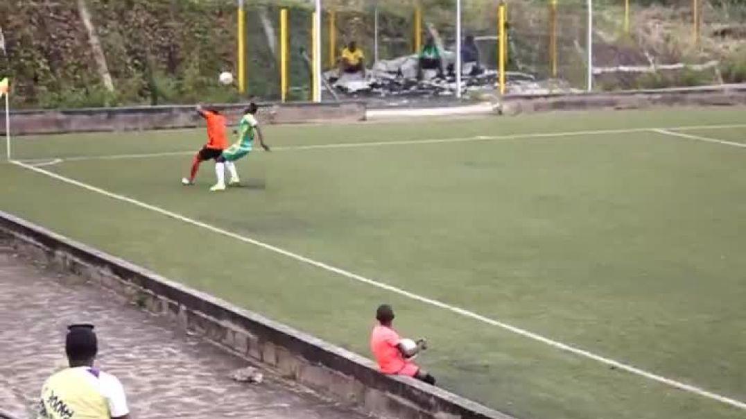 Action de Match Fauves Asus Vs Matelot   par Vincent Kamto