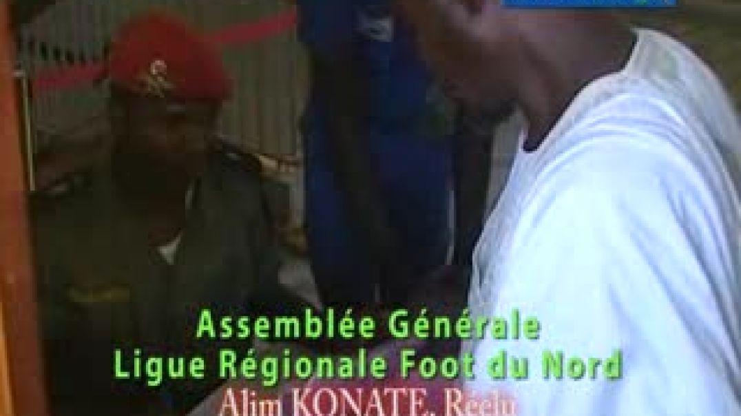 Souvenir souvenir:il était une fois,Alime Konaté dans le nord