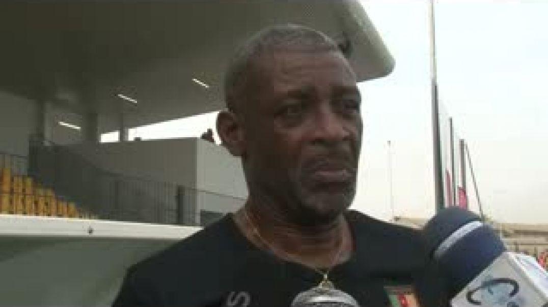 Itw avec François Omam Biyick,entraîneur-sélectionneur adjoint principal du Cameroun