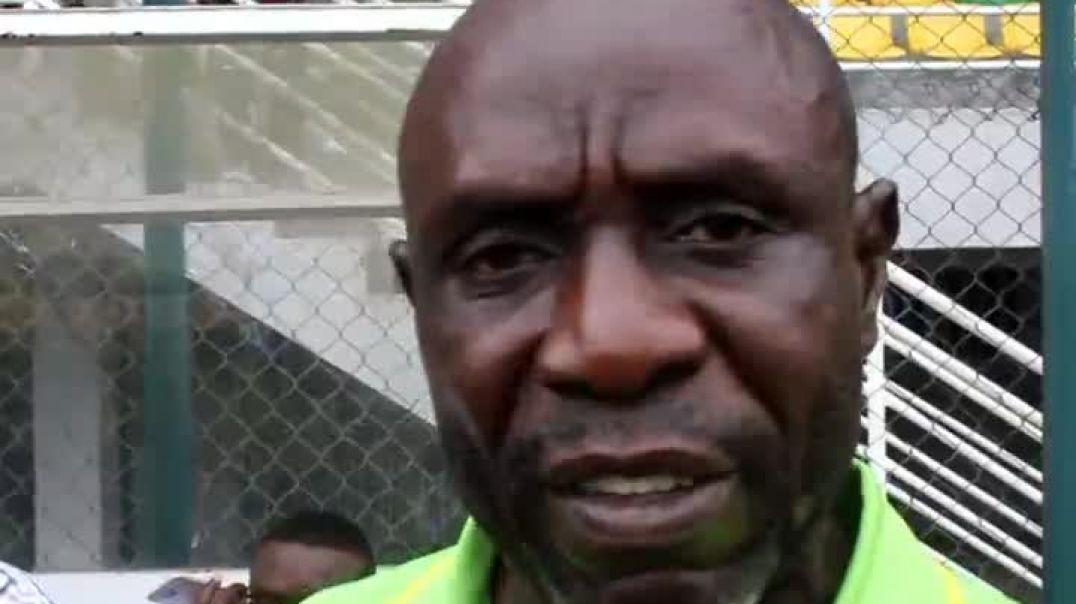 Réaction des coachs de Avion AC et de  Stade Renard de melong  par Vincent Kamto