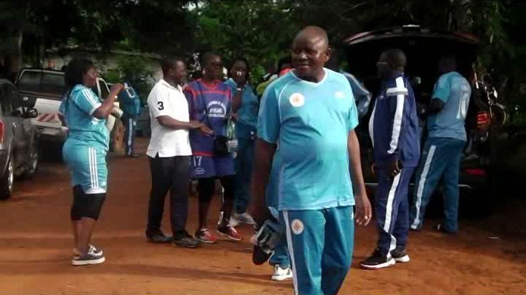 Match AAELTY Vs Veterans de NKoteng  Par Vincent Kamto