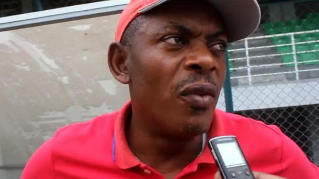 Réaction du Coach du tonnerre  kalarra Club de Yaoundé par Vincent Kamto