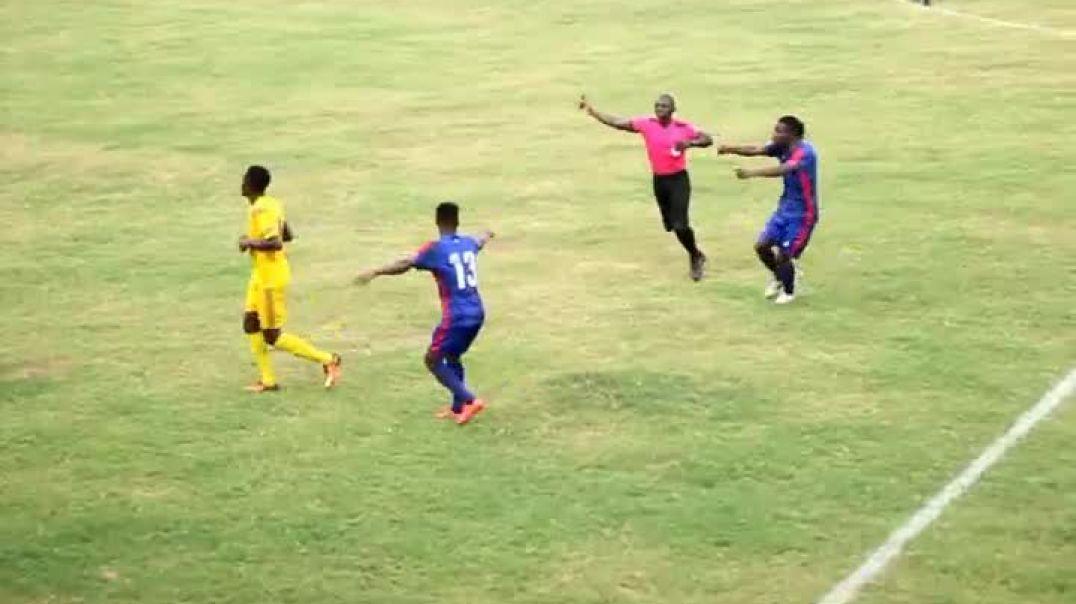 Bamboutos Vs UMS La deuxième manche avec des buts Par Vincent Kamto