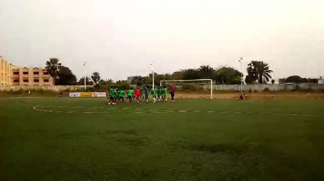 Buffles FC. Trinité Singbo