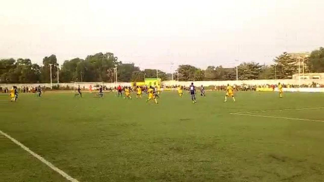 JAC vs ASPAC. Trinité Singbo