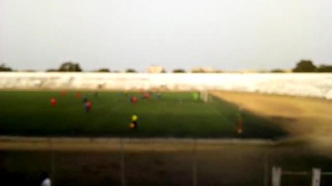 Les temps forts du match ESEA FC vs Energie FC. Trinité Singbo