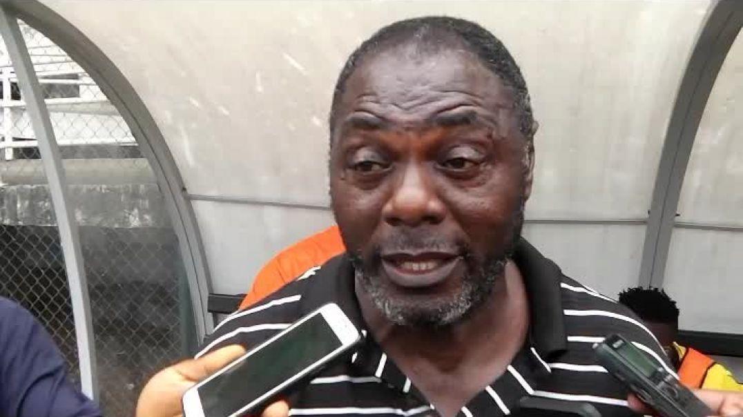 Jean Dieu donne  Nke Coach de  UMS de Loum par Vincent Kamto
