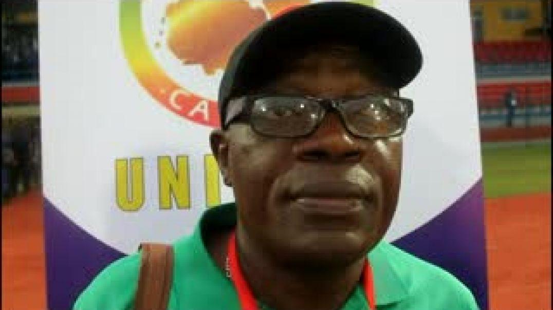 [GUINÉE EQUATORIALE] JEAN PAUL MPILLA coach Nzalang Nacional.mp4