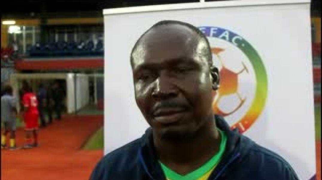 [GUINÉE EQUATORIALE] ZAM GAGSO BARKO, coach SAO du Tchad.mp4