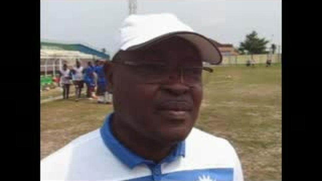 [GUINÉE EQUATORIALE] Interview de JAEN CLAUDE KEPSEU, manager général de FUTURO KINGS de MONGOMO