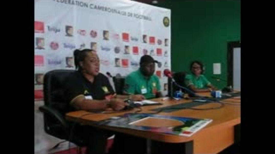 [CAMEROUN] ALAIN DJENGFA, coach des lionnes indomtables du CAMEROUN
