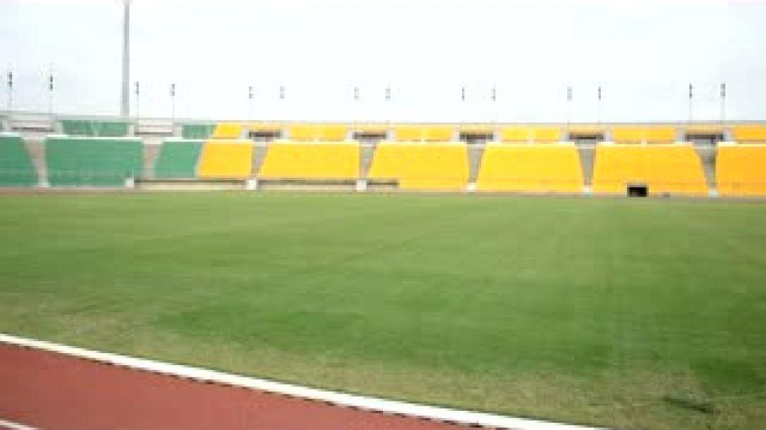 [CAMEOUN] Stade de la Réunification de Douala
