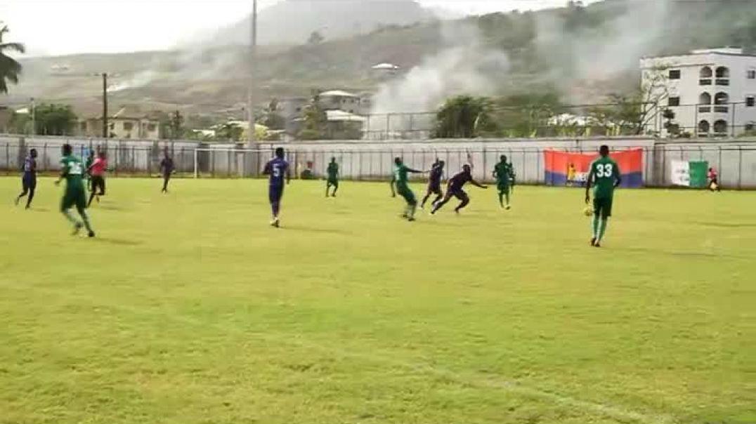 [CAMEROUN]  Match  bamboutos de Mbouda vs Coton sport de Garoua a limbe par Vincent Kamto