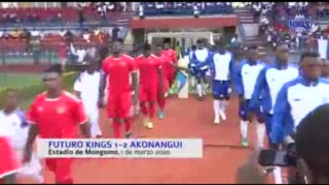 Temps forts Futuro Kings contre Akonangui