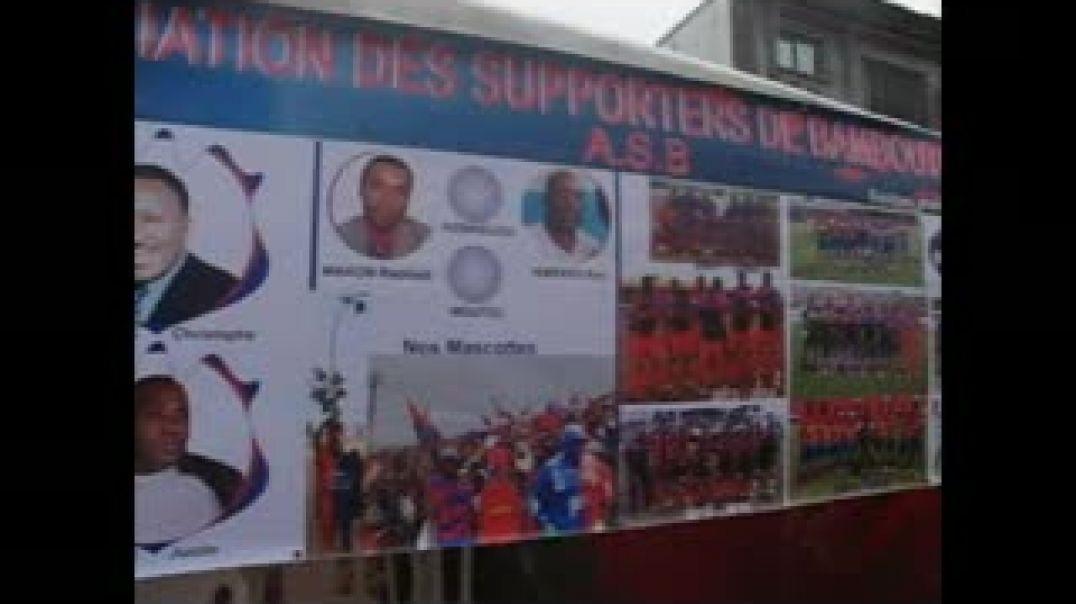 [CAMEROUN] Interview de JACQUES CLEMENT, mascotte de BAMBOUTOS FC de Bouda