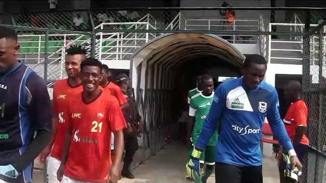Cameroun Debut Union Sportive de Douala Vs Stade Renard de Melong par Vincent Kamto