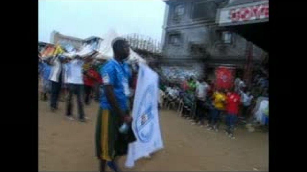 [CAMEROUN] DEFILE DES FANS CLUBS AU FESNAS 2020