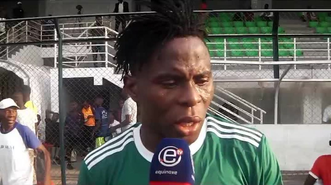Cameroun Nlend Samuel capitaine de L union Sportive de Douala  par Vincent Kamto