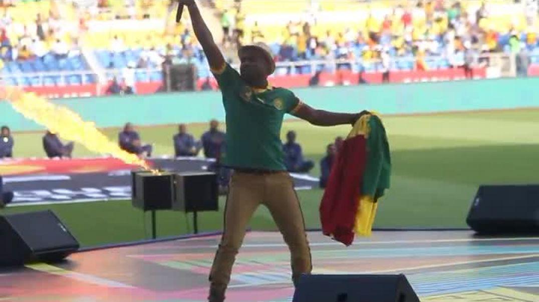 Cameroun Flashback CAN17 Le Revers de la Victoire des lions 14 jan 2017 par Vincent Kamto