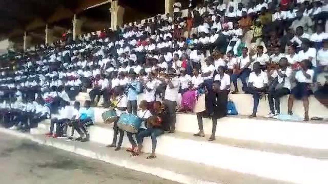 Ces moments chauds du football au Bénin; Trinité Singbo