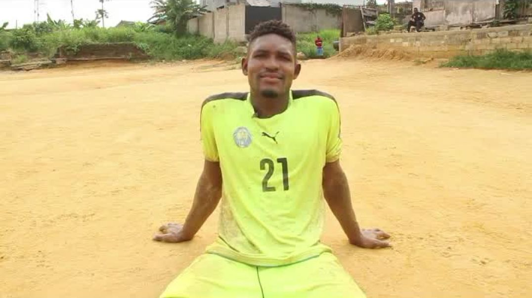 Cameroun Confiné avec Nzong Ulrich Gabriel eleven  par Vincent Kamto