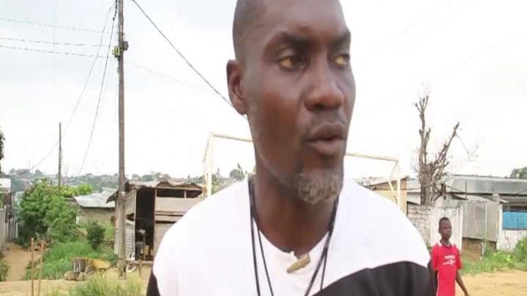 Cameroun Confiné avec Nzong Ulrich Gabriel Fin  par Vincent Kamto