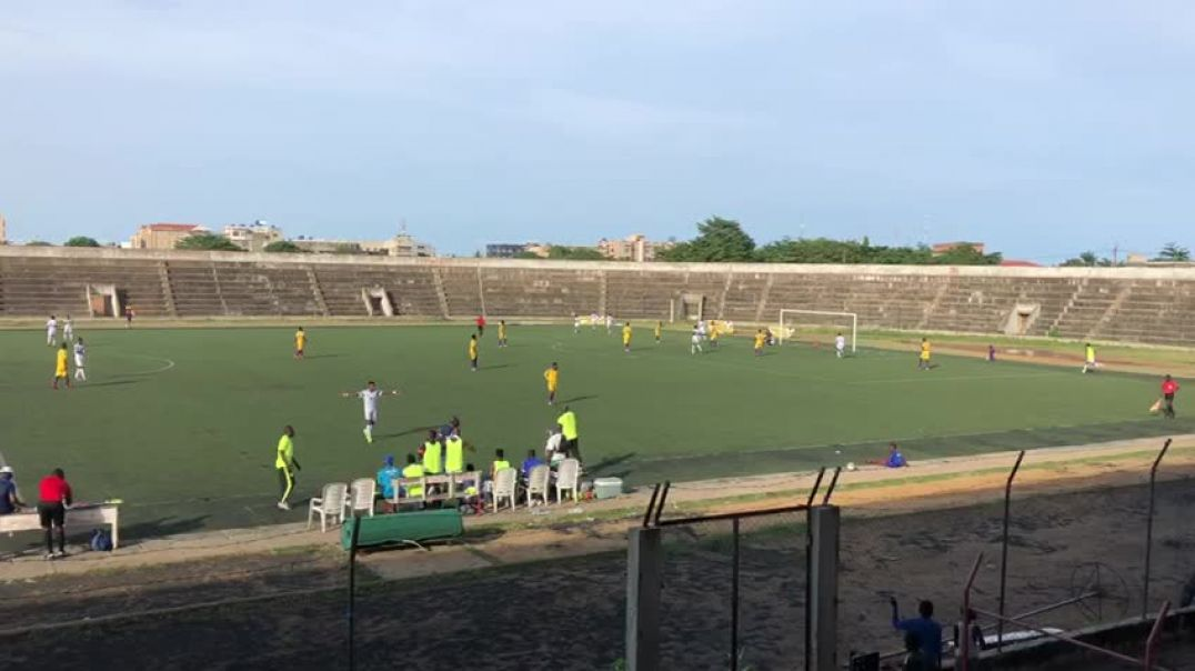 Souvenir Vitalor Ligue 1 2018-2019. Trinité Singbo
