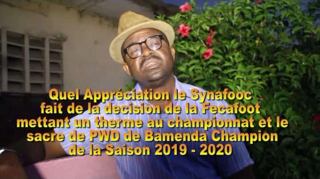 Cameroun 2 parties entretien avec jacques Marcel itiga  par Vincent Kamto