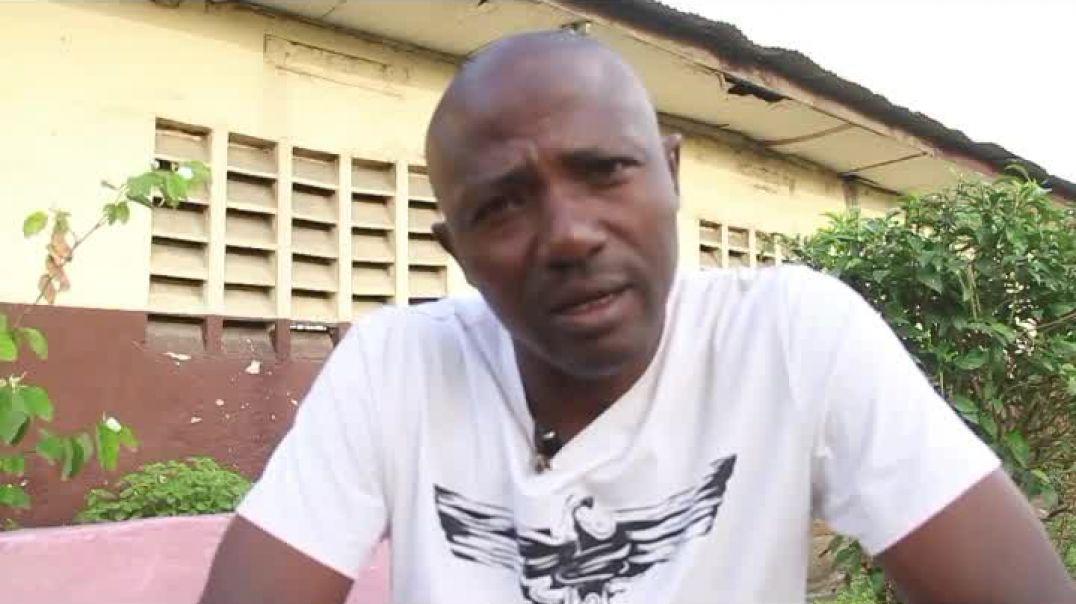 Cameroun Confiné avec Serges Tchuisseu coach de Titanic F C  par Vincent Kamto