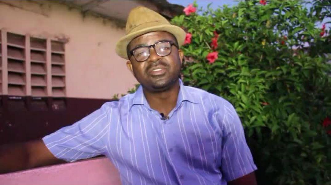 Cameroun entretien avec jacques Marcel itiga  par Vincent Kamto