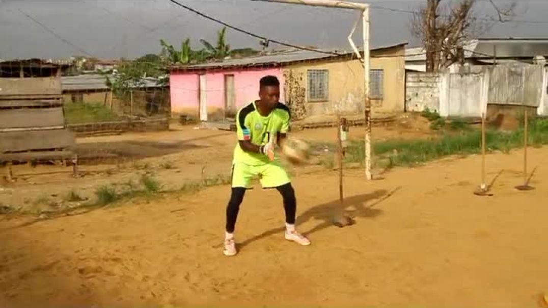 Cameroun Confiné avec Nzong Ulrich Gabriel five par Vincent Kamto
