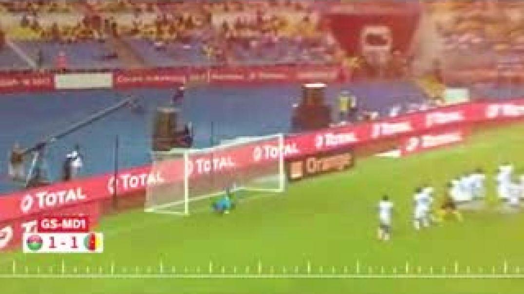 Souvenirs souvenirs les 7 buts des lions à la CAN 2017 au Gabon