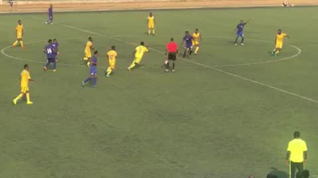 ASPAC vs Béké FC