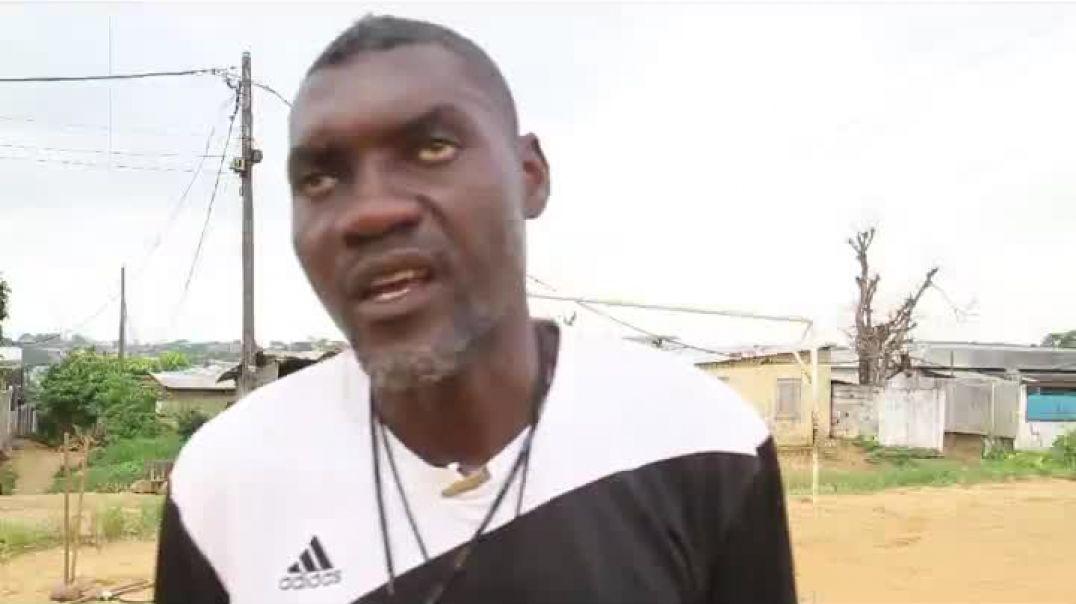 Cameroun Confiné avec Nzong Ulrich Gabriel  réaction du coach kotto Felix 1 par Vincent Kamto