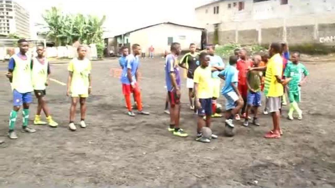 Cameroun balade dans les academies categories minime   par Vincent Kamto