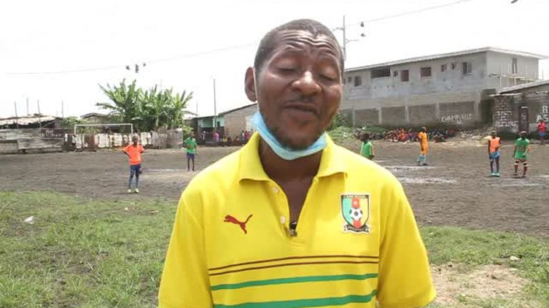 Cameroun Confiné avec le Coach Nyouma Emmanuel Jefferson par Vincent Kamto
