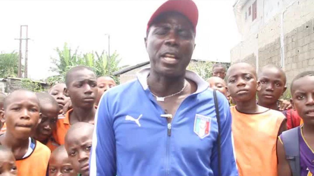 Cameroun confine avec le coach Fraurient Akono  par Vincent Kamto