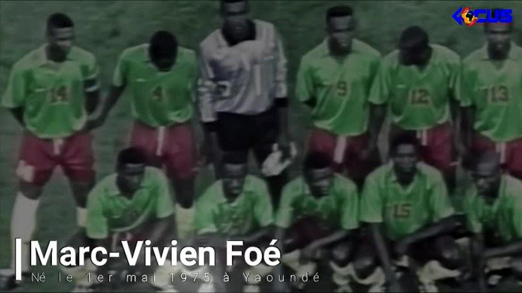 Marc Vivien Foe 17 ans après