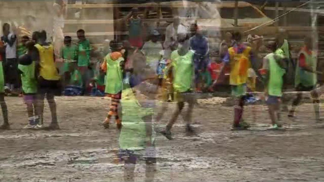 Cameroon balade dans les academy cas de Yorro foot academy( minime ) 4  par Vincent Kamto