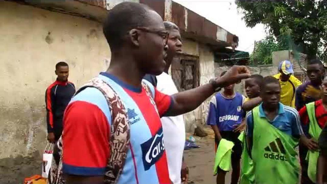 Cameroun balade dans les academy auto critique après match  par Vincent Kamto